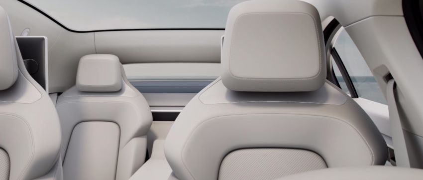 Sony Vision-S concept car unveiled at CES 2020; dual-motor powertrain, provision for Level 4 self-driving Image #1065428