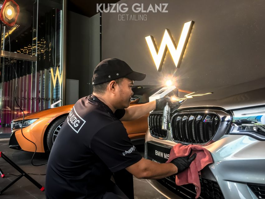 AD: Enjoy next-level shine for your beloved car with Kuzig Glanz Detailing – DIY solutions available too! Image #1070208