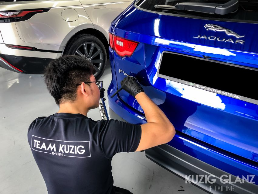 AD: Enjoy next-level shine for your beloved car with Kuzig Glanz Detailing – DIY solutions available too! Image #1070207