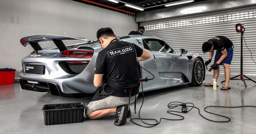 AD: Enjoy next-level shine for your beloved car with Kuzig Glanz Detailing – DIY solutions available too! Image #1070205