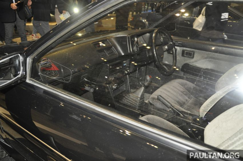 TAS 2020: Toyota 86 Black Limited Concept and AE86 Sprinter Trueno GT-Apex Black Limited on display Image #1069416