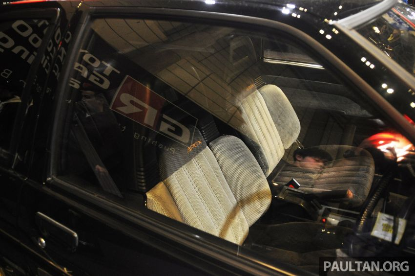 TAS 2020: Toyota 86 Black Limited Concept and AE86 Sprinter Trueno GT-Apex Black Limited on display Image #1069406