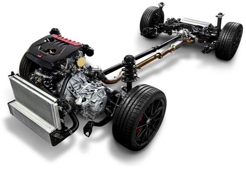 TAS2020: Toyota GR Yaris – jelmaan semula roh Celica GT-4; 1.6L turbo 272 PS/370 Nm, sistem AWD GR-Four! Image #1067579