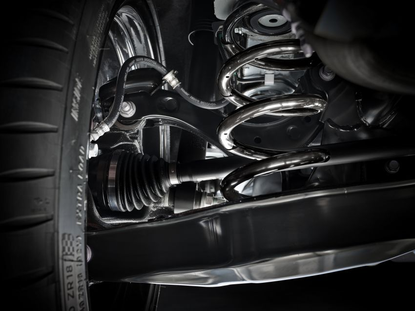 TAS2020: Toyota GR Yaris – jelmaan semula roh Celica GT-4; 1.6L turbo 272 PS/370 Nm, sistem AWD GR-Four! Image #1067583