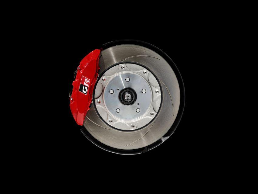 TAS2020: Toyota GR Yaris – jelmaan semula roh Celica GT-4; 1.6L turbo 272 PS/370 Nm, sistem AWD GR-Four! Image #1067584
