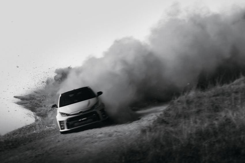 TAS2020: Toyota GR Yaris – jelmaan semula roh Celica GT-4; 1.6L turbo 272 PS/370 Nm, sistem AWD GR-Four! Image #1067560