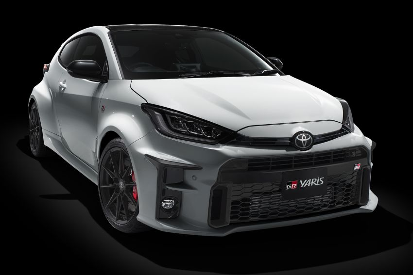 TAS 2020: Toyota GR Yaris production car debuts – 1.6T, 272 PS,  370 Nm, a WRC special you can buy! Image #1067463