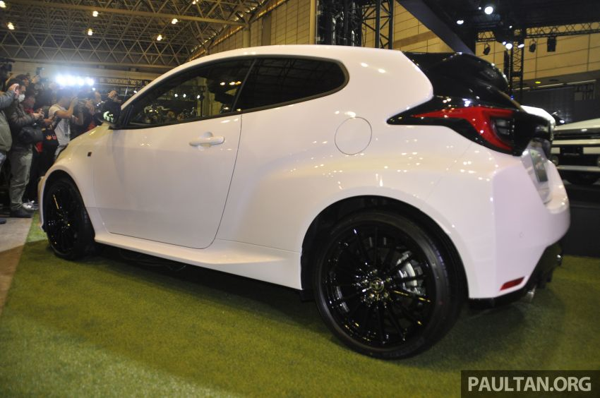 TAS2020: Toyota GR Yaris – jelmaan semula roh Celica GT-4; 1.6L turbo 272 PS/370 Nm, sistem AWD GR-Four! Image #1067612
