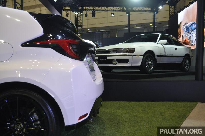 TAS2020: Toyota GR Yaris – jelmaan semula roh Celica GT-4; 1.6L turbo 272 PS/370 Nm, sistem AWD GR-Four! Image #1067611