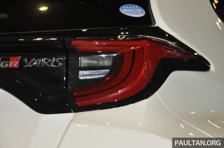 TAS2020: Toyota GR Yaris – jelmaan semula roh Celica GT-4; 1.6L turbo 272 PS/370 Nm, sistem AWD GR-Four! Image #1067601