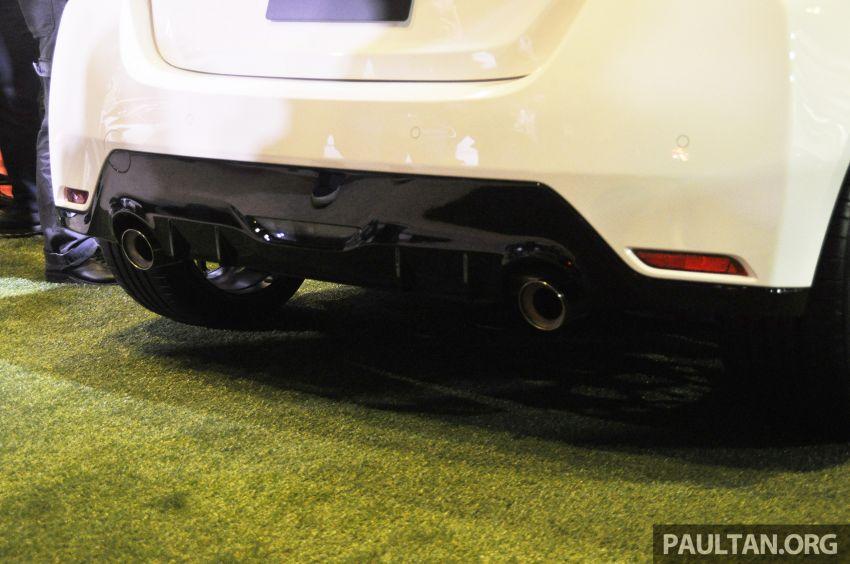 TAS2020: Toyota GR Yaris – jelmaan semula roh Celica GT-4; 1.6L turbo 272 PS/370 Nm, sistem AWD GR-Four! Image #1067600
