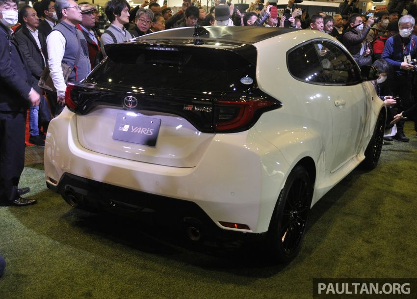 TAS2020: Toyota GR Yaris – jelmaan semula roh Celica GT-4; 1.6L turbo 272 PS/370 Nm, sistem AWD GR-Four! Image #1067598