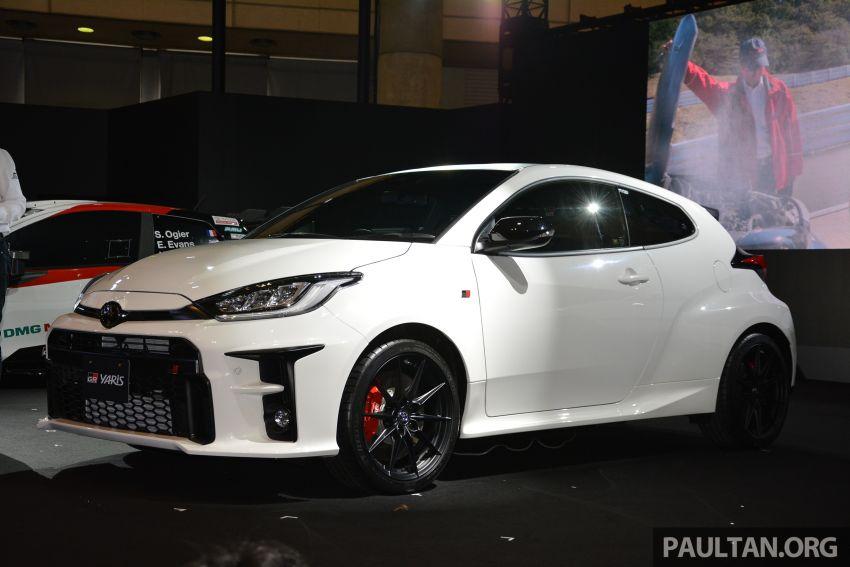 TAS2020: Toyota GR Yaris – jelmaan semula roh Celica GT-4; 1.6L turbo 272 PS/370 Nm, sistem AWD GR-Four! Image #1067549