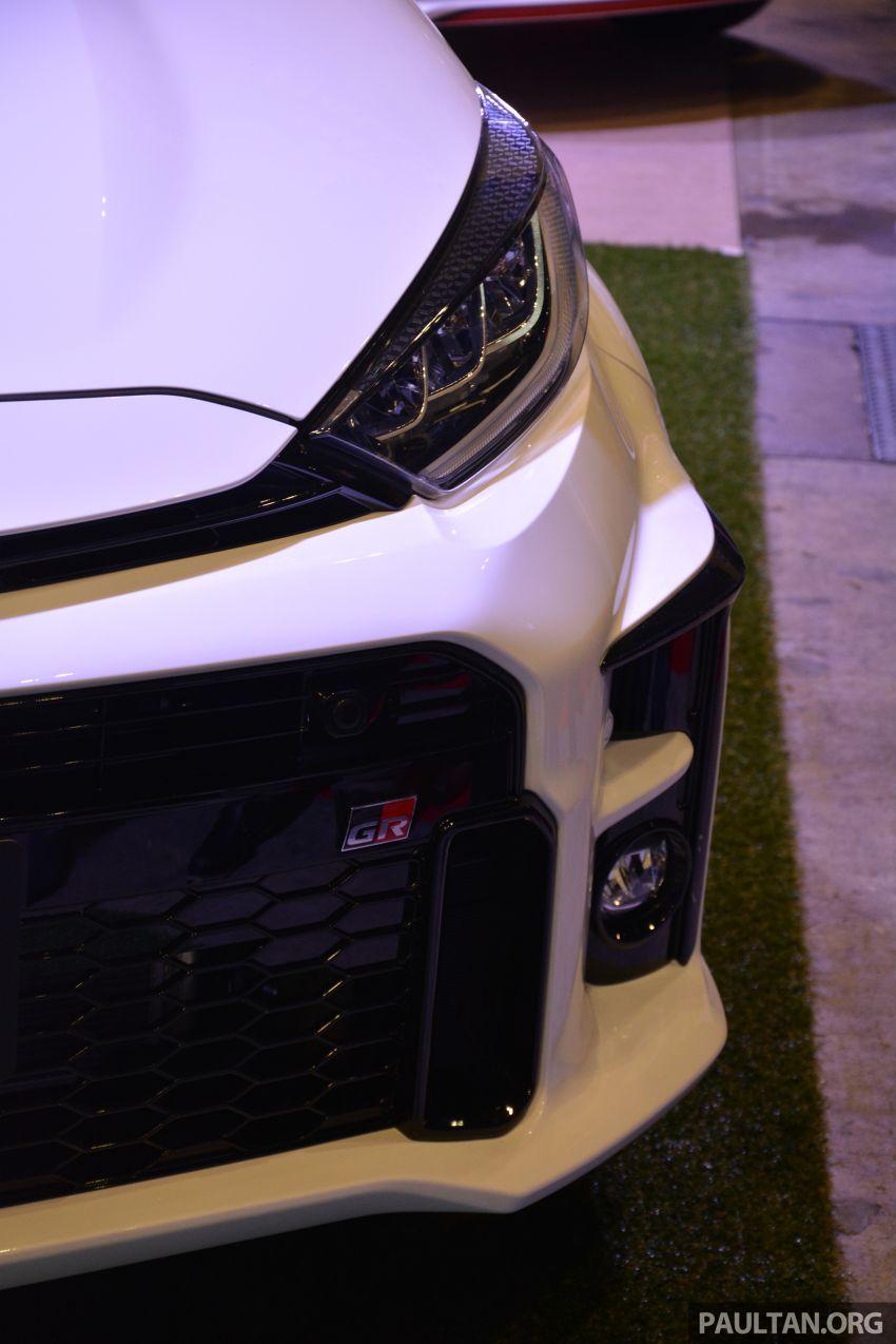 TAS2020: Toyota GR Yaris – jelmaan semula roh Celica GT-4; 1.6L turbo 272 PS/370 Nm, sistem AWD GR-Four! Image #1067617