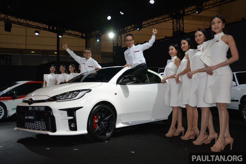 TAS2020: Toyota GR Yaris – jelmaan semula roh Celica GT-4; 1.6L turbo 272 PS/370 Nm, sistem AWD GR-Four! Image #1067615