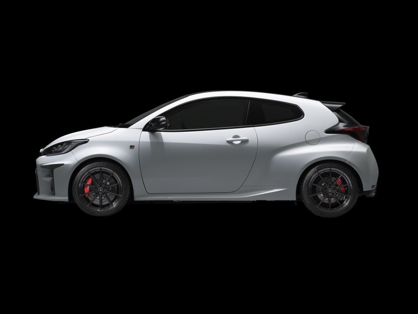 TAS 2020: Toyota GR Yaris production car debuts – 1.6T, 272 PS,  370 Nm, a WRC special you can buy! Image #1067464