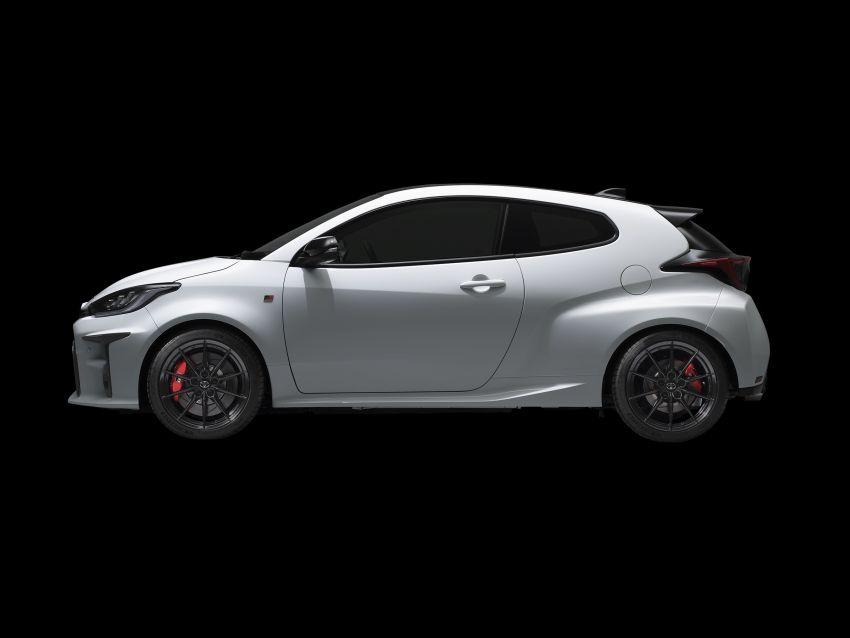 TAS2020: Toyota GR Yaris – jelmaan semula roh Celica GT-4; 1.6L turbo 272 PS/370 Nm, sistem AWD GR-Four! Image #1067566