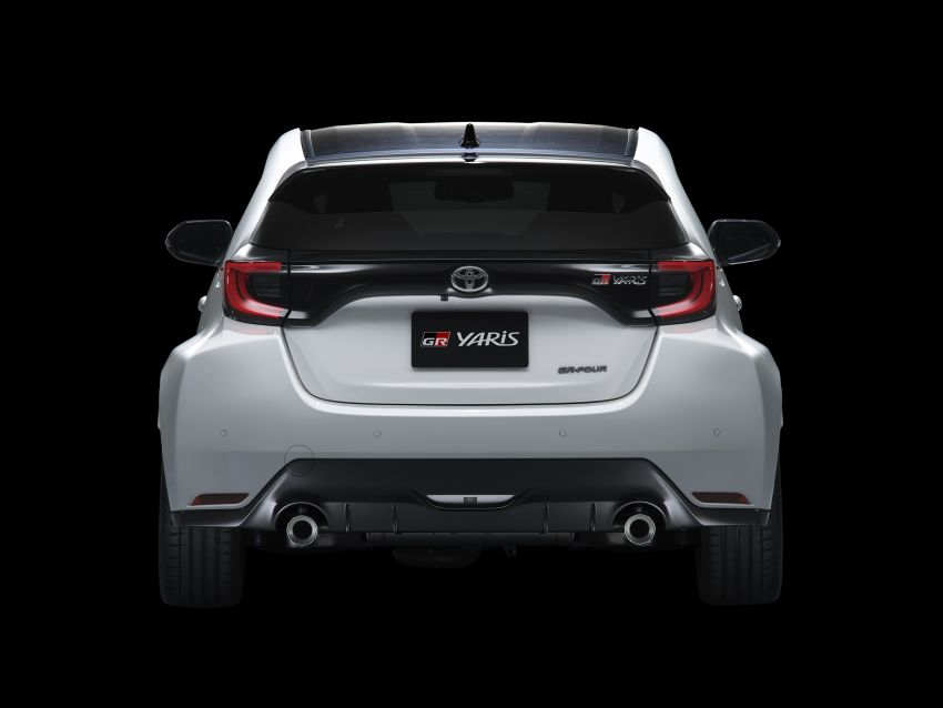 TAS 2020: Toyota GR Yaris production car debuts – 1.6T, 272 PS,  370 Nm, a WRC special you can buy! Image #1067466