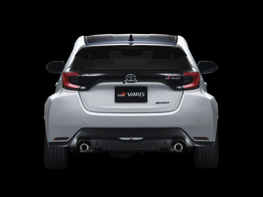 TAS2020: Toyota GR Yaris – jelmaan semula roh Celica GT-4; 1.6L turbo 272 PS/370 Nm, sistem AWD GR-Four! Image #1067569