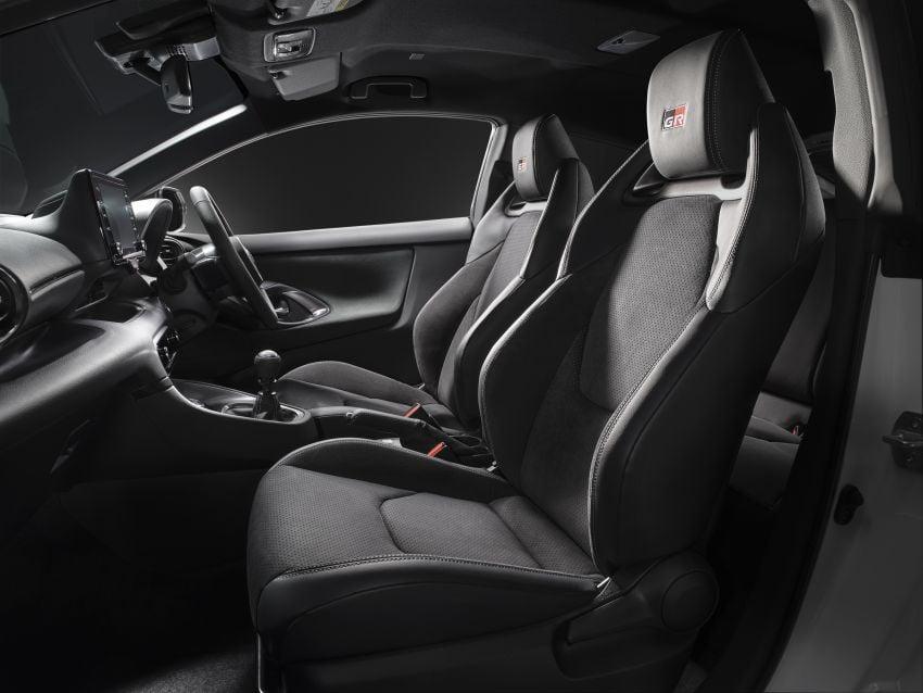 TAS2020: Toyota GR Yaris – jelmaan semula roh Celica GT-4; 1.6L turbo 272 PS/370 Nm, sistem AWD GR-Four! Image #1067574