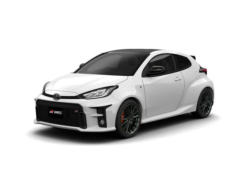 TAS 2020: Toyota GR Yaris production car debuts – 1.6T, 272 PS,  370 Nm, a WRC special you can buy! Image #1067470