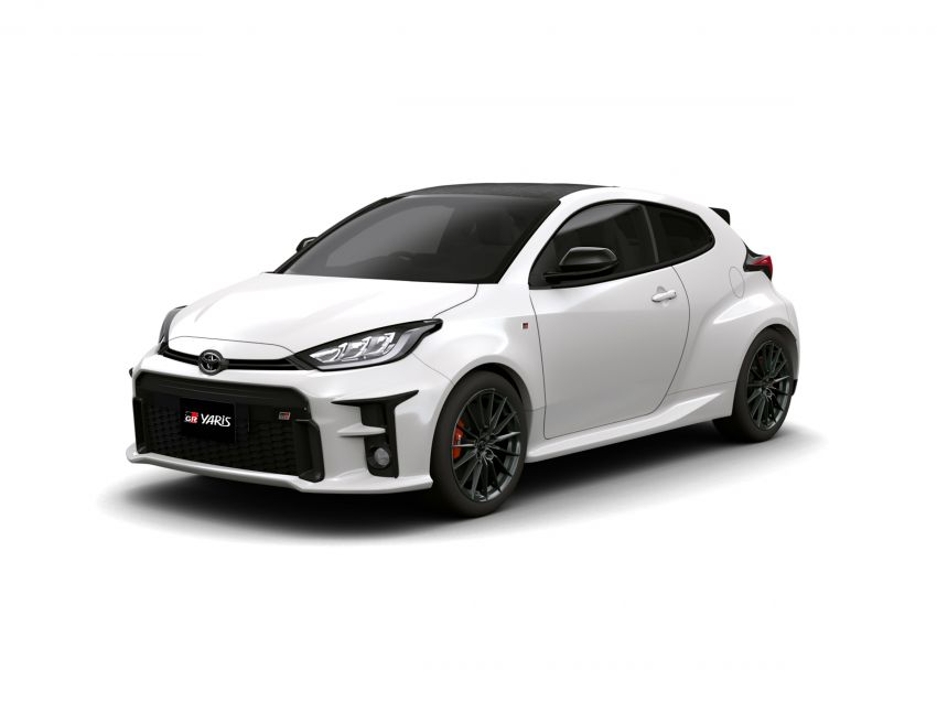 TAS 2020: Toyota GR Yaris production car debuts – 1.6T, 272 PS,  370 Nm, a WRC special you can buy! Image #1067471