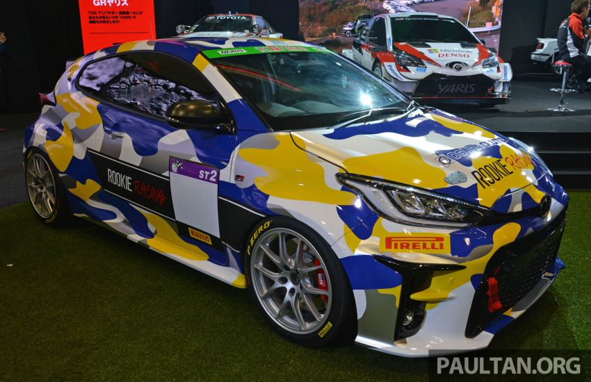 TAS 2020: Toyota GR Yaris production car debuts – 1.6T, 272 PS,  370 Nm, a WRC special you can buy! Image #1068518