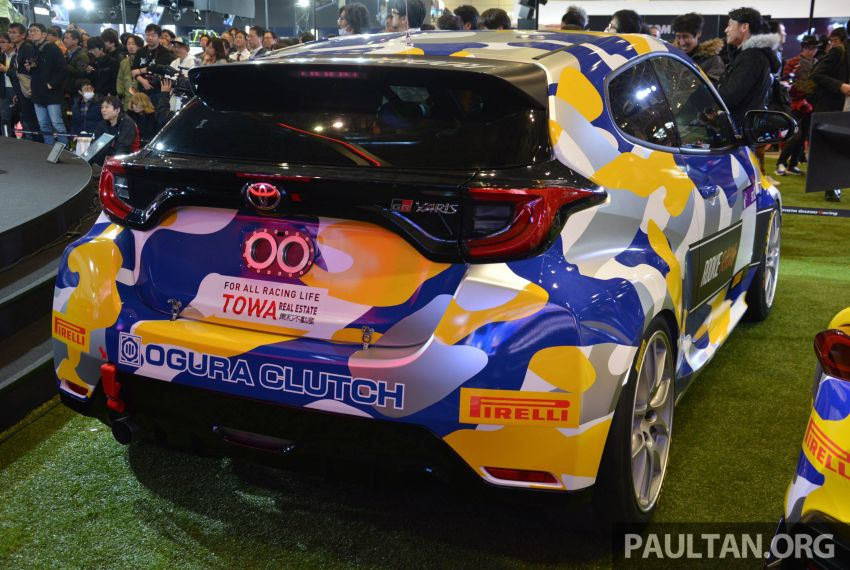 TAS 2020: Toyota GR Yaris production car debuts – 1.6T, 272 PS,  370 Nm, a WRC special you can buy! Image #1068519
