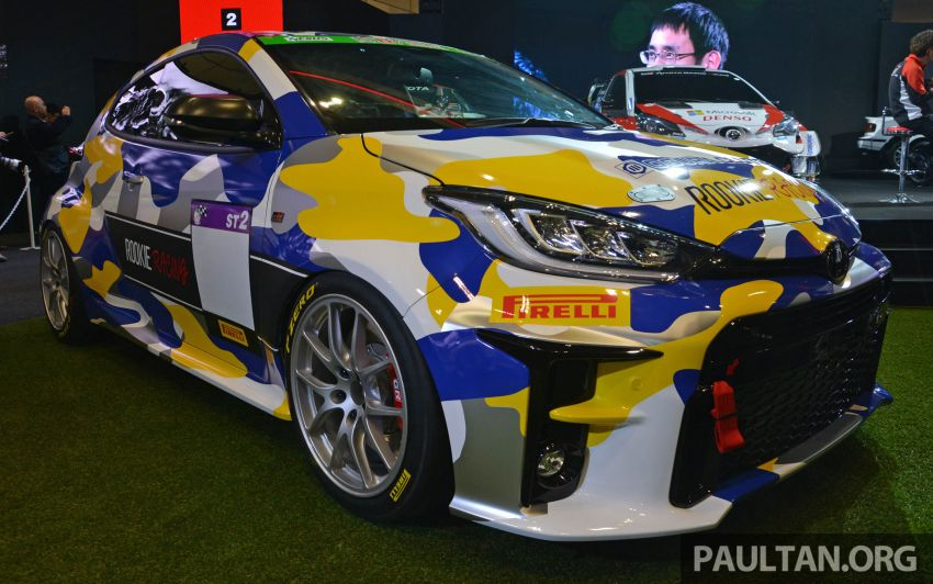 TAS 2020: Toyota GR Yaris production car debuts – 1.6T, 272 PS,  370 Nm, a WRC special you can buy! Image #1068521