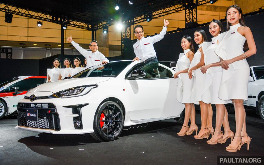 TAS 2020: Toyota GR Yaris production car debuts – 1.6T, 272 PS,  370 Nm, a WRC special you can buy! Image #1067550