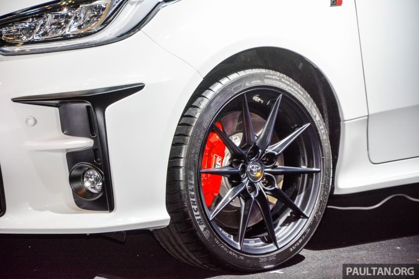 TAS 2020: Toyota GR Yaris production car debuts – 1.6T, 272 PS,  370 Nm, a WRC special you can buy! Image #1067559