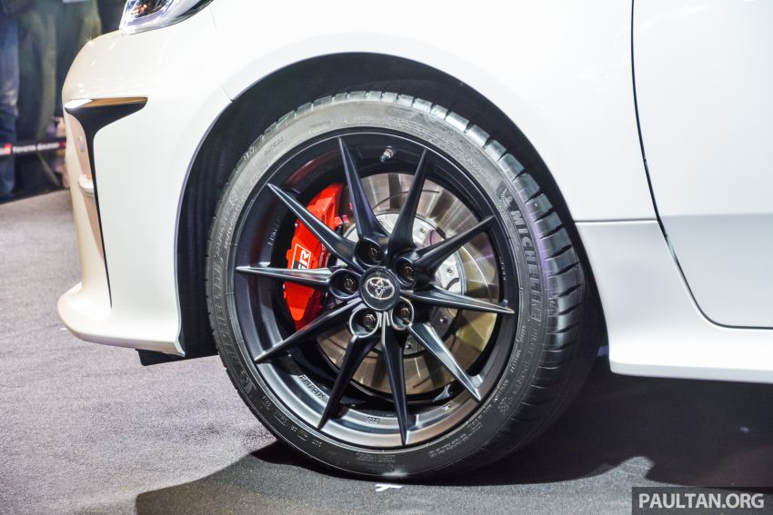 TAS 2020: Toyota GR Yaris production car debuts – 1.6T, 272 PS,  370 Nm, a WRC special you can buy! Image #1067561