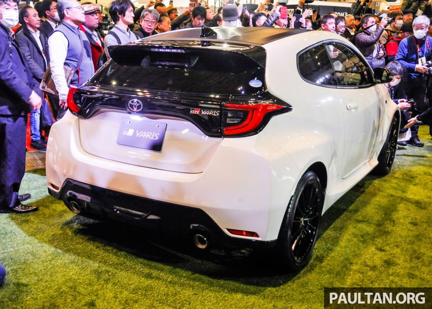 TAS 2020: Toyota GR Yaris production car debuts – 1.6T, 272 PS,  370 Nm, a WRC special you can buy! Image #1067552