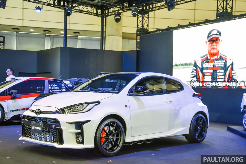 TAS 2020: Toyota GR Yaris production car debuts – 1.6T, 272 PS,  370 Nm, a WRC special you can buy! Image #1067553
