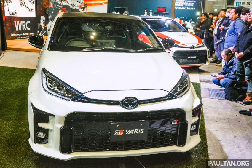 TAS 2020: Toyota GR Yaris production car debuts – 1.6T, 272 PS,  370 Nm, a WRC special you can buy! Image #1067555