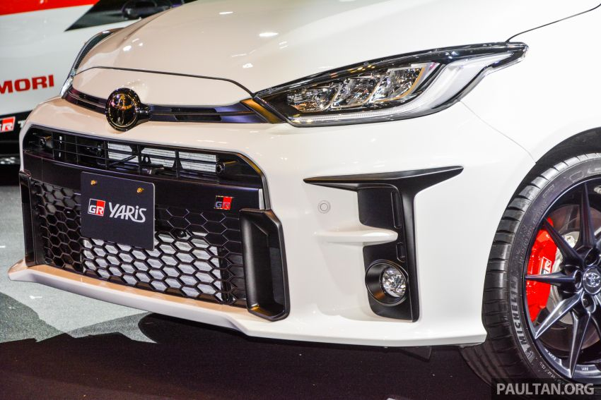 TAS 2020: Toyota GR Yaris production car debuts – 1.6T, 272 PS,  370 Nm, a WRC special you can buy! Image #1067556