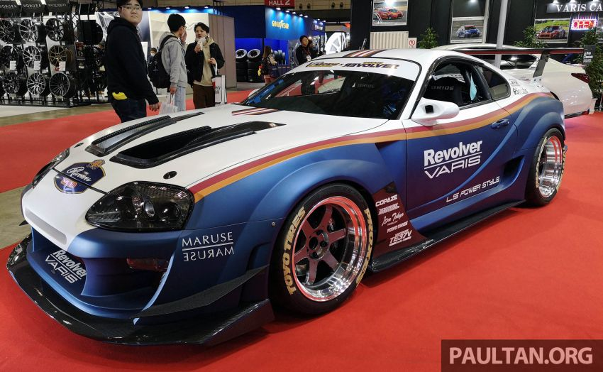 TAS 2020: A90 Toyota GR Supra left, right and centre Image #1073600