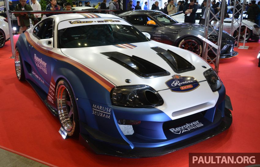 TAS 2020: A90 Toyota GR Supra left, right and centre Image #1073585