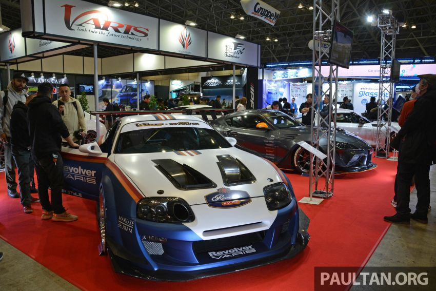 TAS 2020: A90 Toyota GR Supra left, right and centre Image #1073592