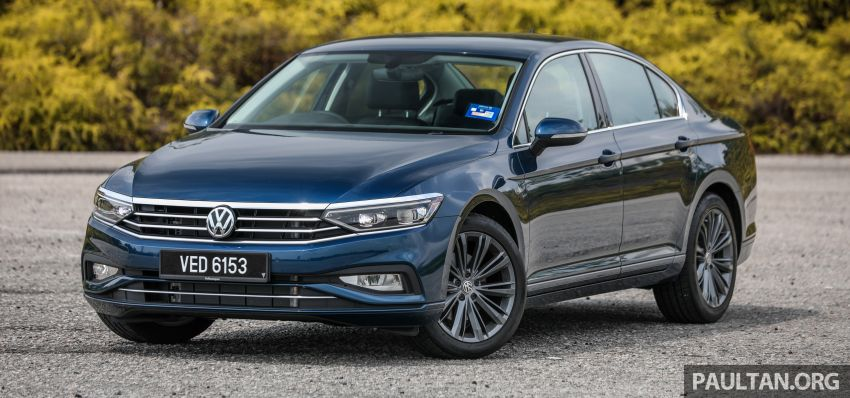 FIRST DRIVE: 2020 Volkswagen Passat 2.0 TSI review Image #1074719