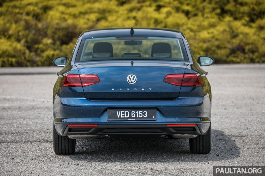 FIRST DRIVE: 2020 Volkswagen Passat 2.0 TSI review Image #1074730