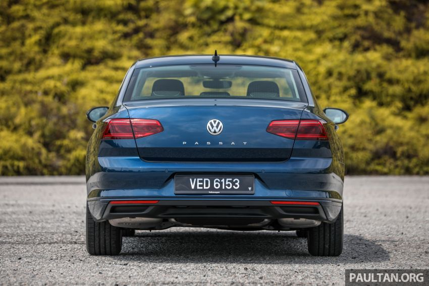 FIRST DRIVE: 2020 Volkswagen Passat 2.0 TSI review Image #1074731