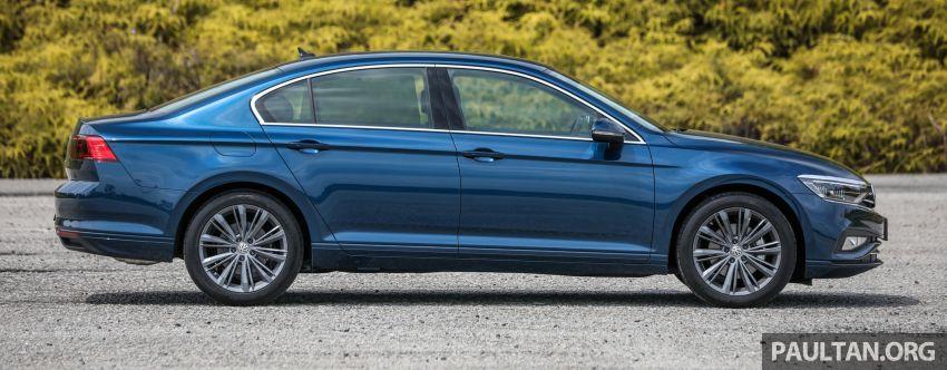 FIRST DRIVE: 2020 Volkswagen Passat 2.0 TSI review Image #1074732