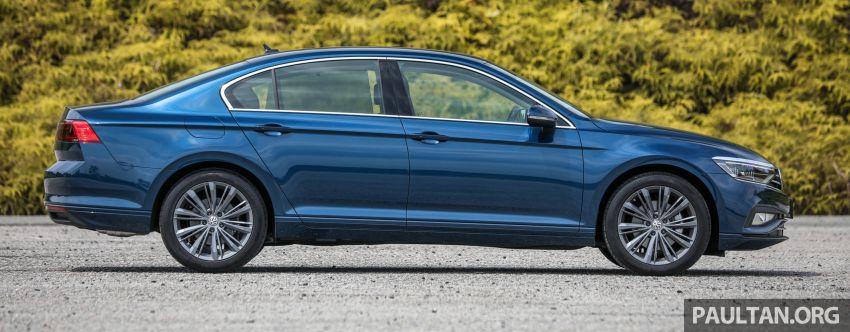 FIRST DRIVE: 2020 Volkswagen Passat 2.0 TSI review Image #1074733
