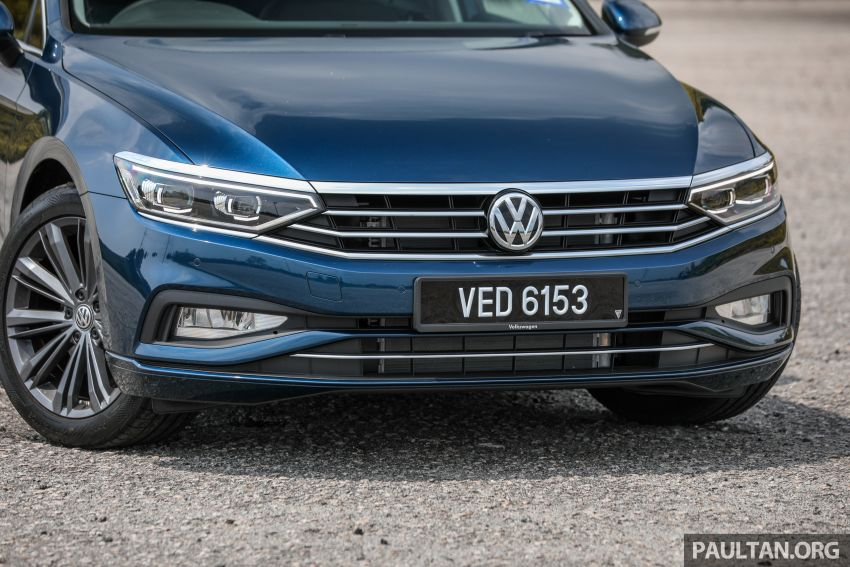 FIRST DRIVE: 2020 Volkswagen Passat 2.0 TSI review Image #1074734