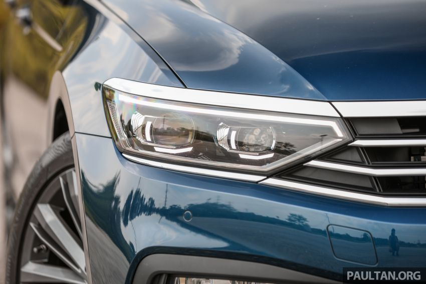 FIRST DRIVE: 2020 Volkswagen Passat 2.0 TSI review Image #1074735