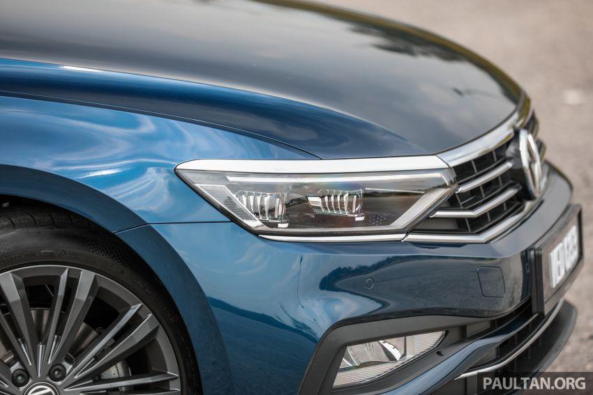 FIRST DRIVE: 2020 Volkswagen Passat 2.0 TSI review Image #1074736