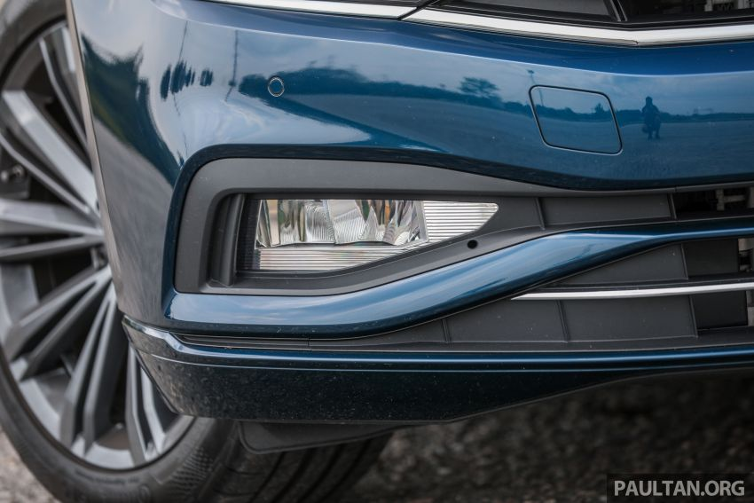 FIRST DRIVE: 2020 Volkswagen Passat 2.0 TSI review Image #1074737
