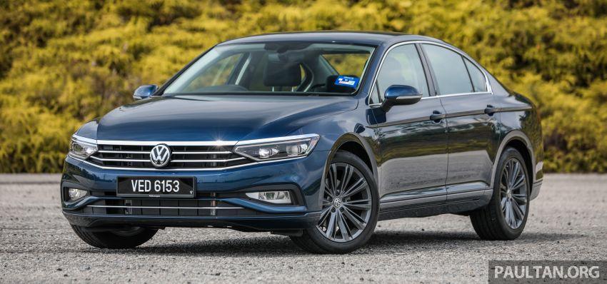 FIRST DRIVE: 2020 Volkswagen Passat 2.0 TSI review Image #1074720