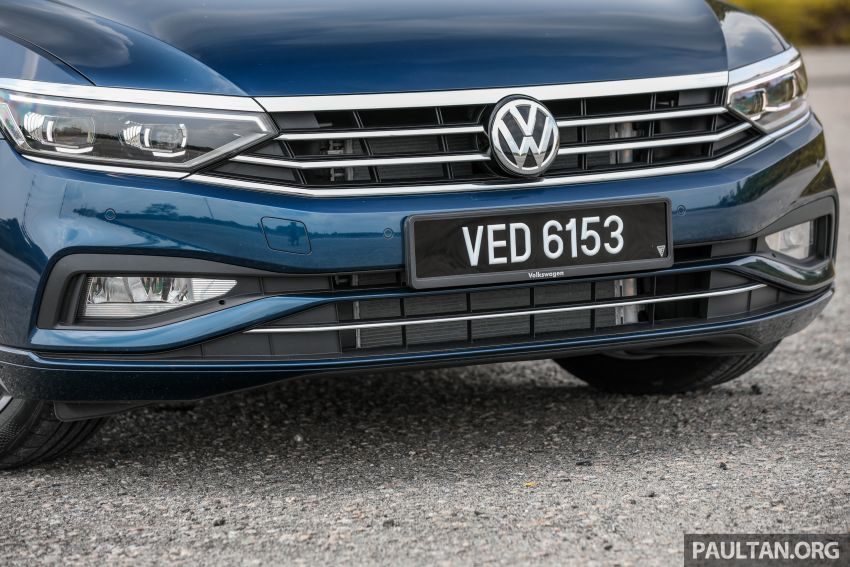 FIRST DRIVE: 2020 Volkswagen Passat 2.0 TSI review Image #1074739